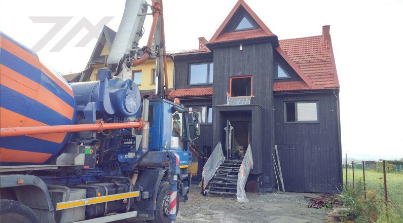Posadzki przemysłowe w budynkach mieszkalnych